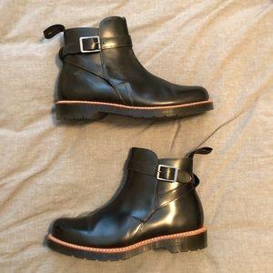 Dr martens poshmark doc martens black monk strap boots mightylinksfo
